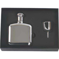 Squire's Flask Set, 4.5 oz