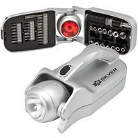 41-Piece Flashlight Tool Kit
