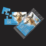 Business Card Jumbo Puzzle