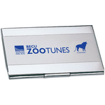 Two Tone Business Card Holder