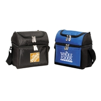 2 COMPARTMENT LUNCH SACK COOLER