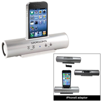 MP3 Stereo Speaker System Dock with FM Radio