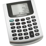 Six Line Display Calculator