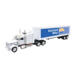 1:43 Scale Die Cast Replica Kenworth W900 Hauler- Custom 4 C