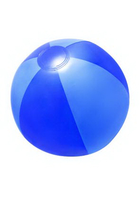 "16"" Inflatable Blue Double Shaded Beach Ball"