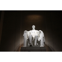 Holiday Card - President Lincoln