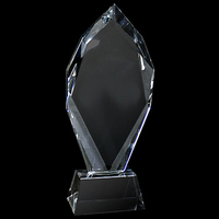 Crystal Flame Trophy - Large