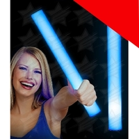 Flashing Foam Stick Baton Premium Light Up