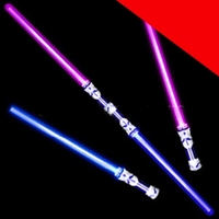 LED Dual Saber - Multicolor Light Up