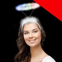 LED Angel Halo Headband