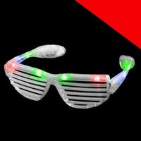 LED Stunner Shutter Shades Light Up