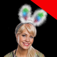 LED Bunny Ears Supreme Light Up