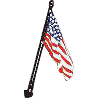 Deluxe embroidered USA flag kit