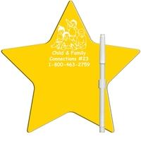 Star Erasable Memo Board