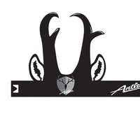 Buck Antler Headband