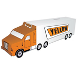Semi Truck Bank