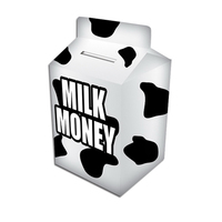 Milk Carton Bank