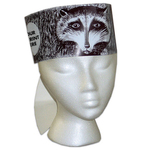 Raccoon Headband