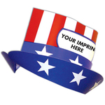 Adult Uncle Sam Topper