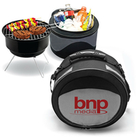 2 in 1 Cooler / BBQ Grill Combo