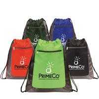 Ocala Deluxe Drawstring Backpack
