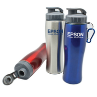 Imperial - 28 oz Stainless Steel Sports Bottle