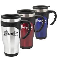 Fremont - 16 oz Stainless Steel Travel Mug