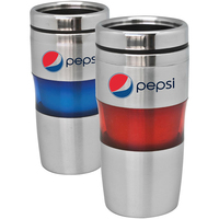 Delano - 16 oz Stainless Steel Tumbler