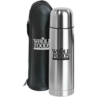 Clayton - 12 oz Bullet Stainless Steel Vacuum Bottle