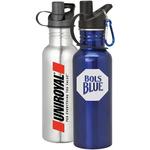 Glendale - 25 oz Stainless Steel Sports Bottle