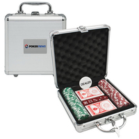 Deluxe 100 Piece Poker Set