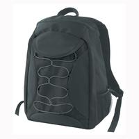 Elastic Rope Pattern Backpack