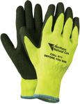 Hi-Viz Palm Dipped Gloves