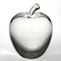 "Award-Smooth Apple 3""dia"