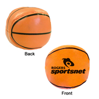 "Semi Soft Basketball Kickball / Stress Ball 2"" & Variety *"