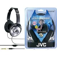 JVC HAV570 Full-size Open Headphones With Super Bass Sound