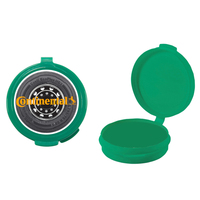 Hook-N-Go Plastic Pillbox Case