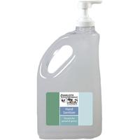 64 oz. Antibacterial Hand Sanitizer Jug Dispenser
