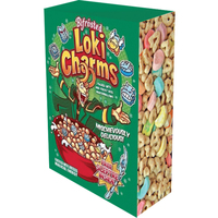 Cereal Box - Custom Packaging and Boxes