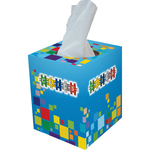 Tissue Box - Custom Packaging and Boxes