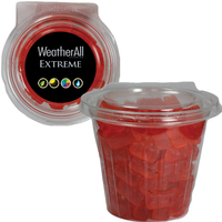 Round Safe-T Fresh Container With Candy Gummy Bears