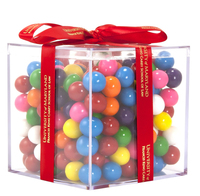 Acrylic Cube with FlavorBurst Candies®