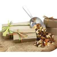 Large Natural Box with Sweet Cranberry Crunch