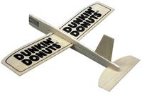 Balsa Airplane Glider - 8 inch wing