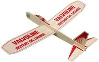 Balsa Airplane Glider - 12 inch wing