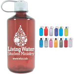 Nalgene 32 oz Water Bottle - Narrow Mouth Tritan