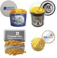 popcorn tin popcorn tins popcorn containers christmas popcorn tin promotional logo
