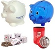 Piggy Banks and Savings Banks, savings account, kids savings, banks, coin...