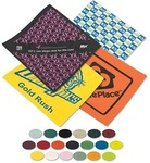 Soft Feel Bandannas - Water Based Ink Imprint
