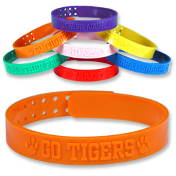 Bracelets Wristbands Recycled Plastic